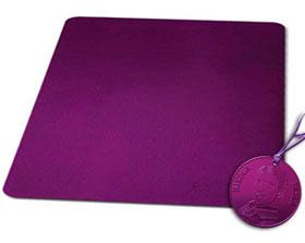 Teslina purpurna ploca velika disk 1