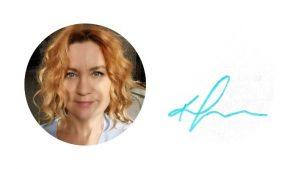 Jasmina Maravic slika i potpis