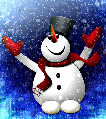 snow man 1093762 960 720