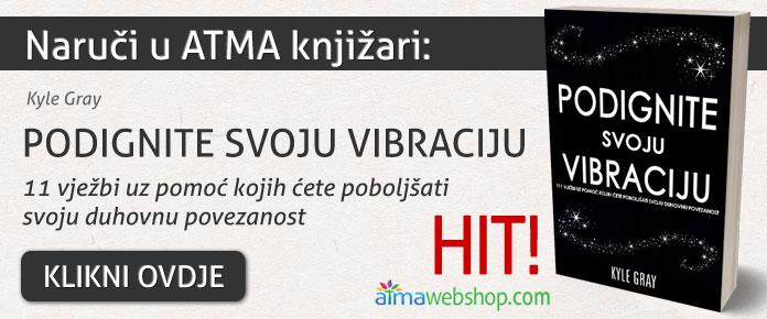 banner za knjige PODIGNITE SVOJU VIBRACIJU