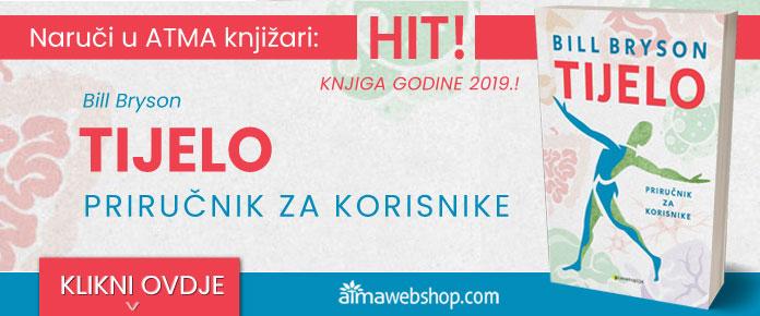 banner za knjige TIJELO