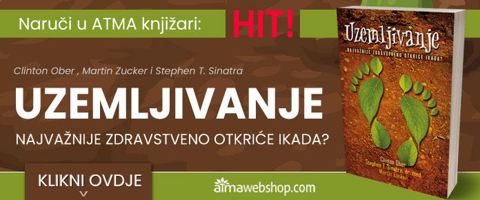banner za knjige UZEMLJIVANJE