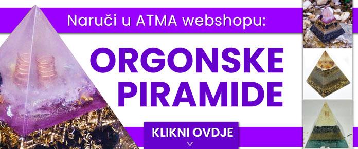 banner za stvari ORGONSKE PIRAMIDE